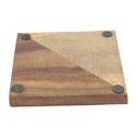 Wooden Coasters (Set of 4)