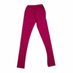 Plain Ladies Nylon Legging