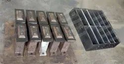 10cvt. Brick Mould Set