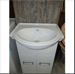 White Washroom Sanitary Ware