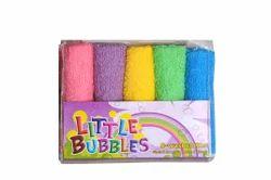 Multicolor Cotton Face Towels, Size: 25 cm x 25 cm