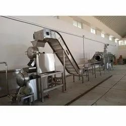 Stainless Steel Ginger Paste Line