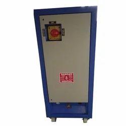 Siliconicxs Three Phase Automatic Servo Voltage Stabilizer