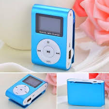 Random Mp3 Player with Display - Small Size