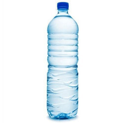 Plastic Mineral Water Bottle, Capacity: 1 Litre