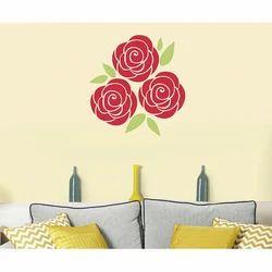 Spring Rose Stencils