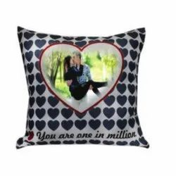 U 48 Printed Cushion
