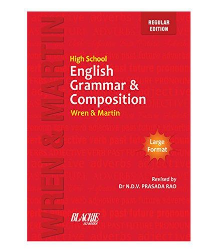 High school english grammar book at rs 310 piece grammar books high school english grammar book fandeluxe Images