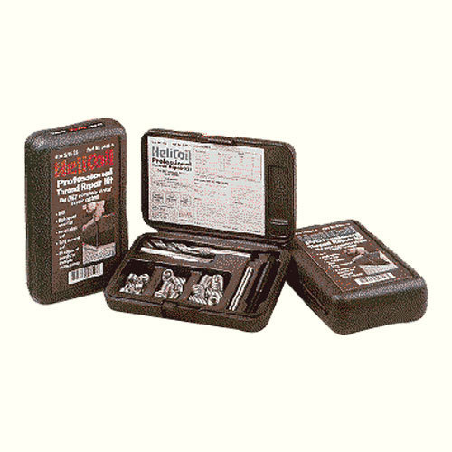 Key Locking Threaded Inserts & Helicoil Professional Tool