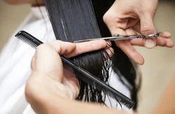 Female Hair Cut , Hair Wash & Blow Dry