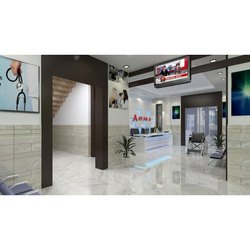 Onside Hospital Interior Designing Service, Local