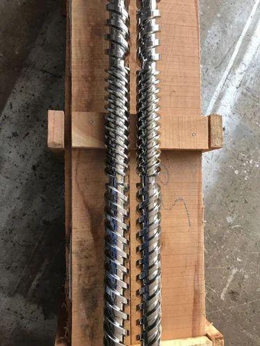 Hi-tech Kolsite Kabra Machine Twin Screw Barrel | ID