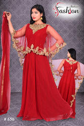 Latest Anarkali Gown