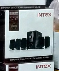 Intex Speakers
