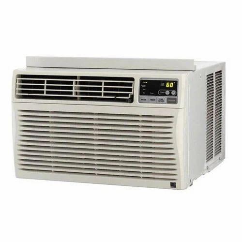White Daikin Window 1 5 Ton Air Conditioner Usage Office