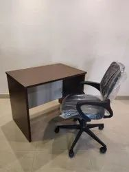 Wooden Study Table And Chair Work From Home