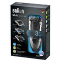 Braun Multi Groom Shaver MG5090 - Shave, Trim & Style