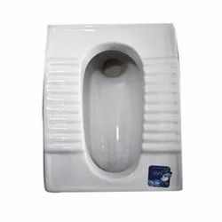 Soyo Open Front Indian Toilet, 23x18 Inch