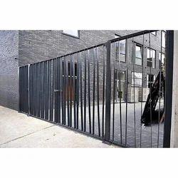 SS Entrance Gate