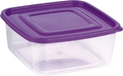 Square Food Delight Container 1250 ml
