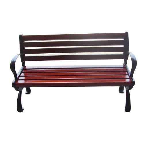 Cast Iron And Mild Steel Park Chair Bench 2 5 Metre Rs
