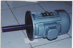 Three Phase Flange Motor, Voltage: 220 & 440 V