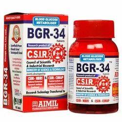 BGR-34, Tablet, Non prescription