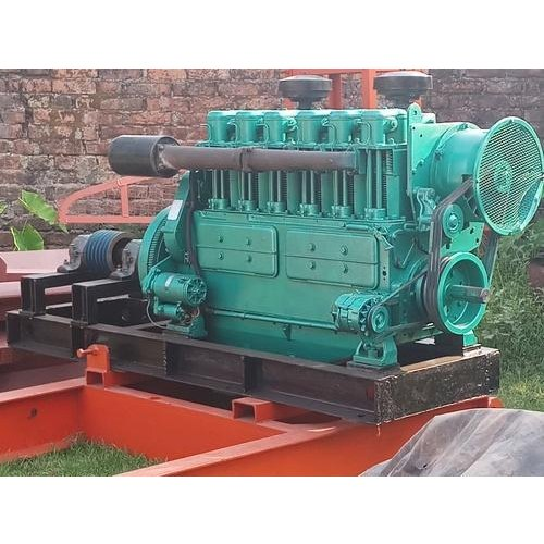 Ruston And Kirloskar 24hp-72hp Ruston Engine