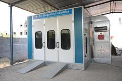Commercial Paint Booth