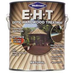 Rust-Oleum 12206 Wolman E-H-T Exotic Hardwood Treatment