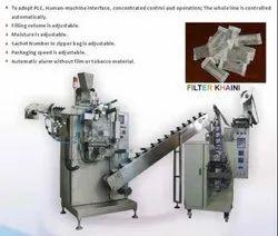 Production Line For Filter Khaini