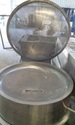 Circular Batch Fryer, Capacity: 20-80 Kg Per Hour