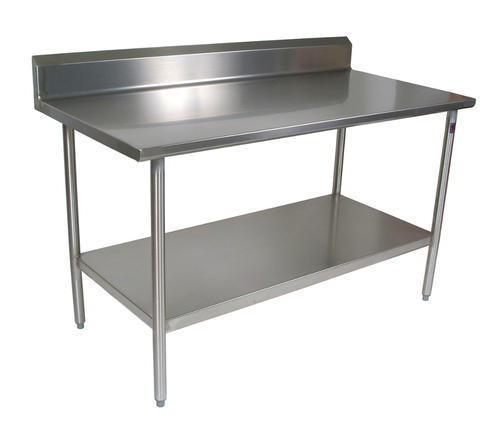 Stainless Steel Kitchen Work Table: Stainless Steel Kitchen Work Table, Rs 15500 /piece