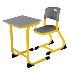 Classroom Chairs with Desk
