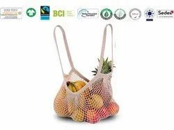 Grs Recycle Cotton Net Bag