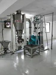 ALTOMECH Pneumatic Conveying System