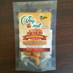Roasted Cashew Nut, Packaging Type: Packet