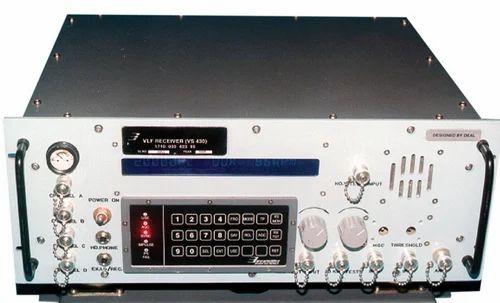 Bharat electronics - Manufacturer of VLF Receiver & MSK Demodulator