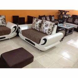Brown Costco Sofa Set Rs 29000