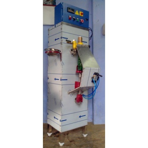 Pneumatic Single Head Bottle Filling Machine