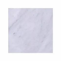 Polished Finish Swiss White Marble, Thickness: 15-20 mm