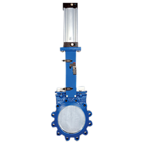 Pneumatic Knife Gate Valves At Rs 5500 Piece वायवीय
