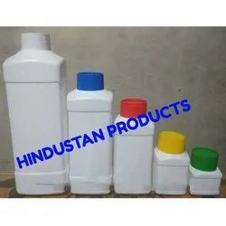 HDPE Square Bottle