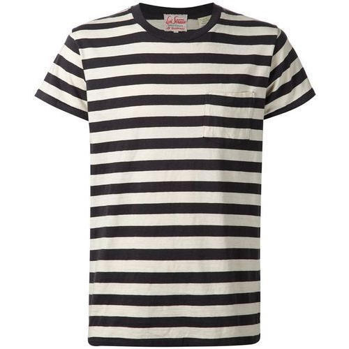 161a5260549 Large And Medium Black And White Mens Striped T Shirt