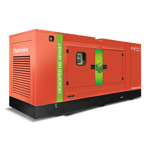 Mahindra 160 kVA Diesel Generator, mPower61995G