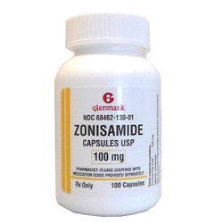Zonisamide Capsules USP 100 mg