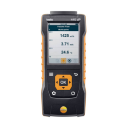 Air velocity & IAQ Measuring Instruments