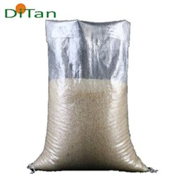 PP Woven Natural Fabric Bags