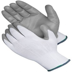 Nitrial Coating Hand Gloves