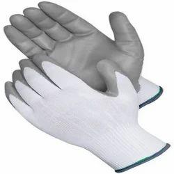 Nitrile Coating Hand Gloves